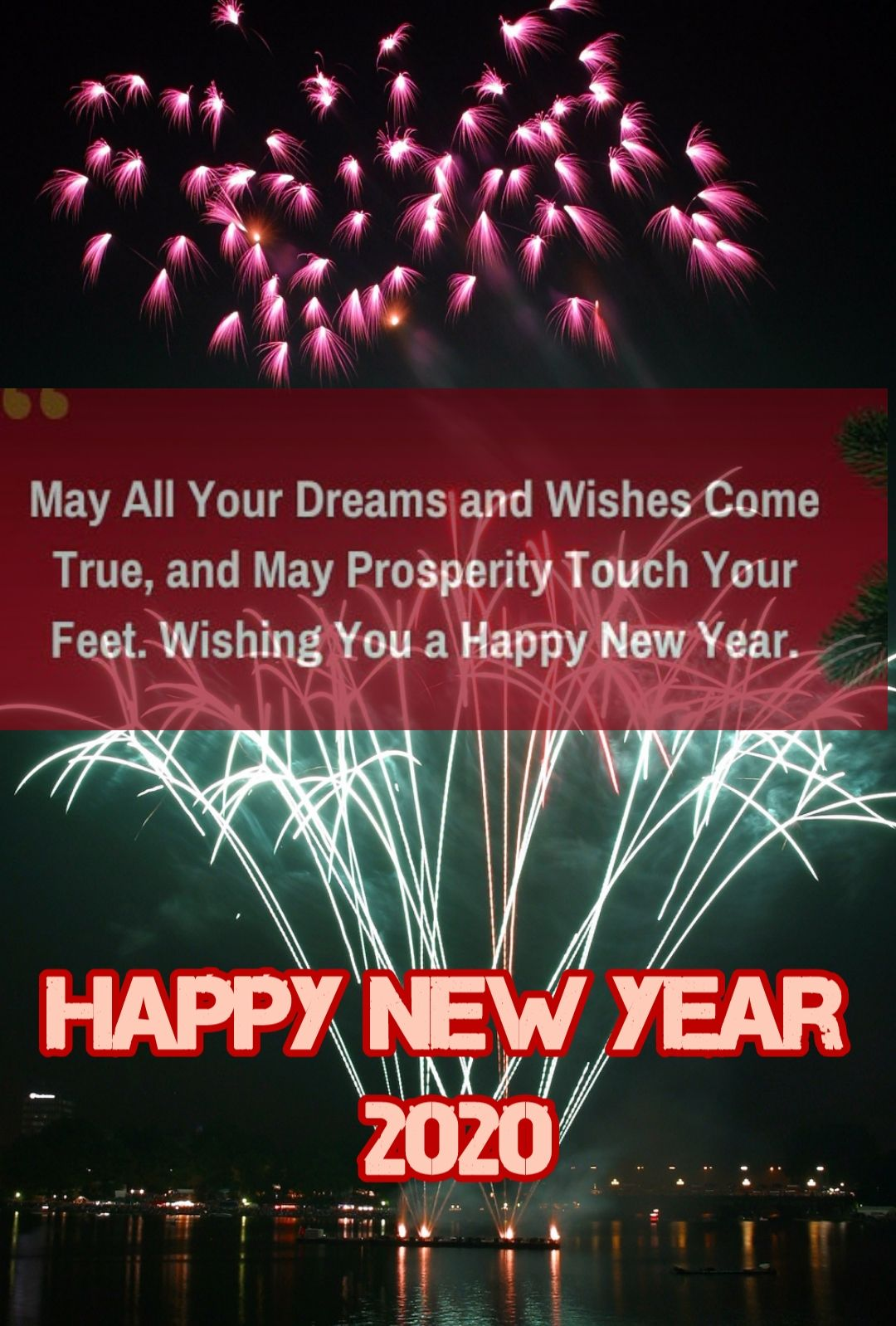 100 new Happy New Year 2020 Wishes Quotes in English Hd