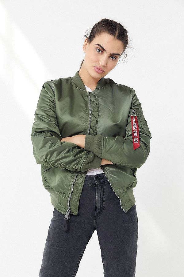 d4793ea3a0c0c Alpha Industries MA-1 Bomber Jacket in 2018