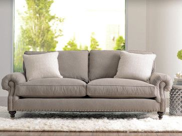 Santana Sofa Eclectic Sofas Dania Furniture Baby Shower Marsha Birthday Parties S Clever Stuff Fabrics I Heart Festivities Fitness Just For Fun