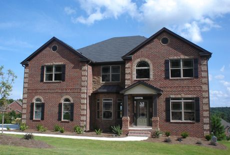 Hampton Oaks Fairburn Ga New Homes By Crown Communities Renting A House House Image House