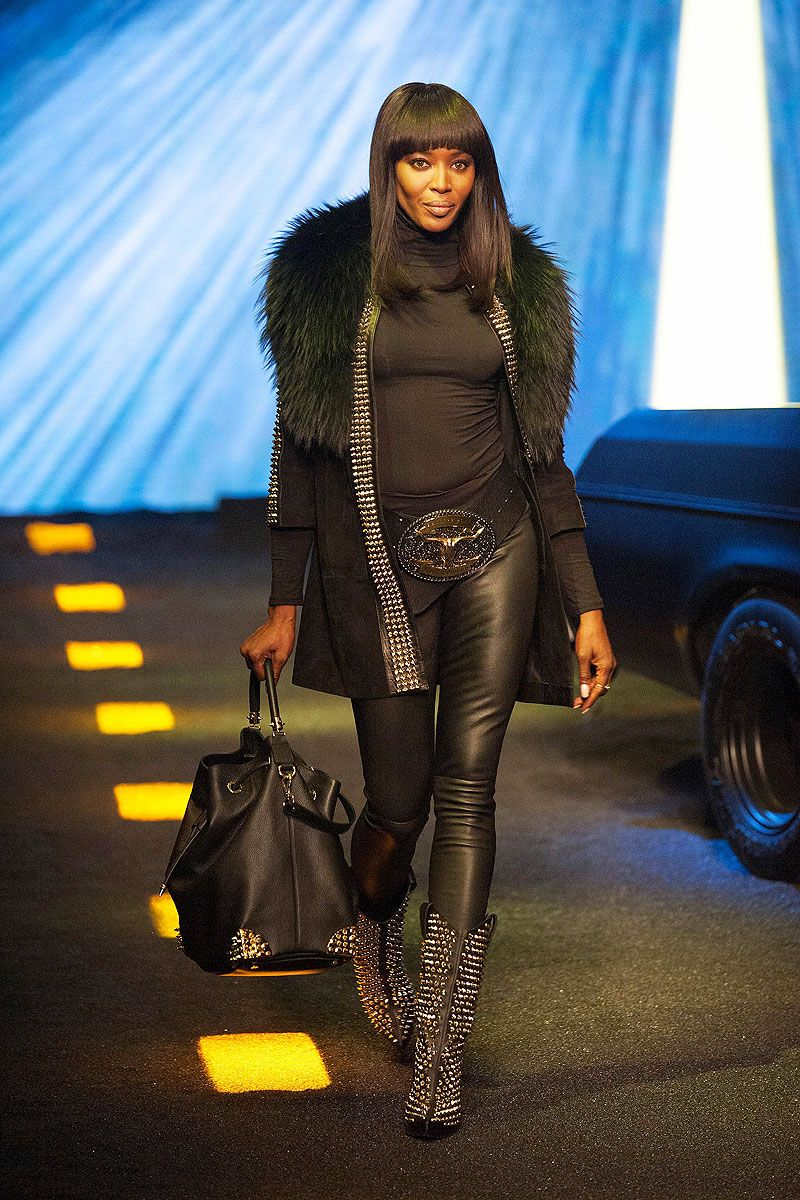 Philipp Plein Fall 2014 Ready-to-Wear Collection