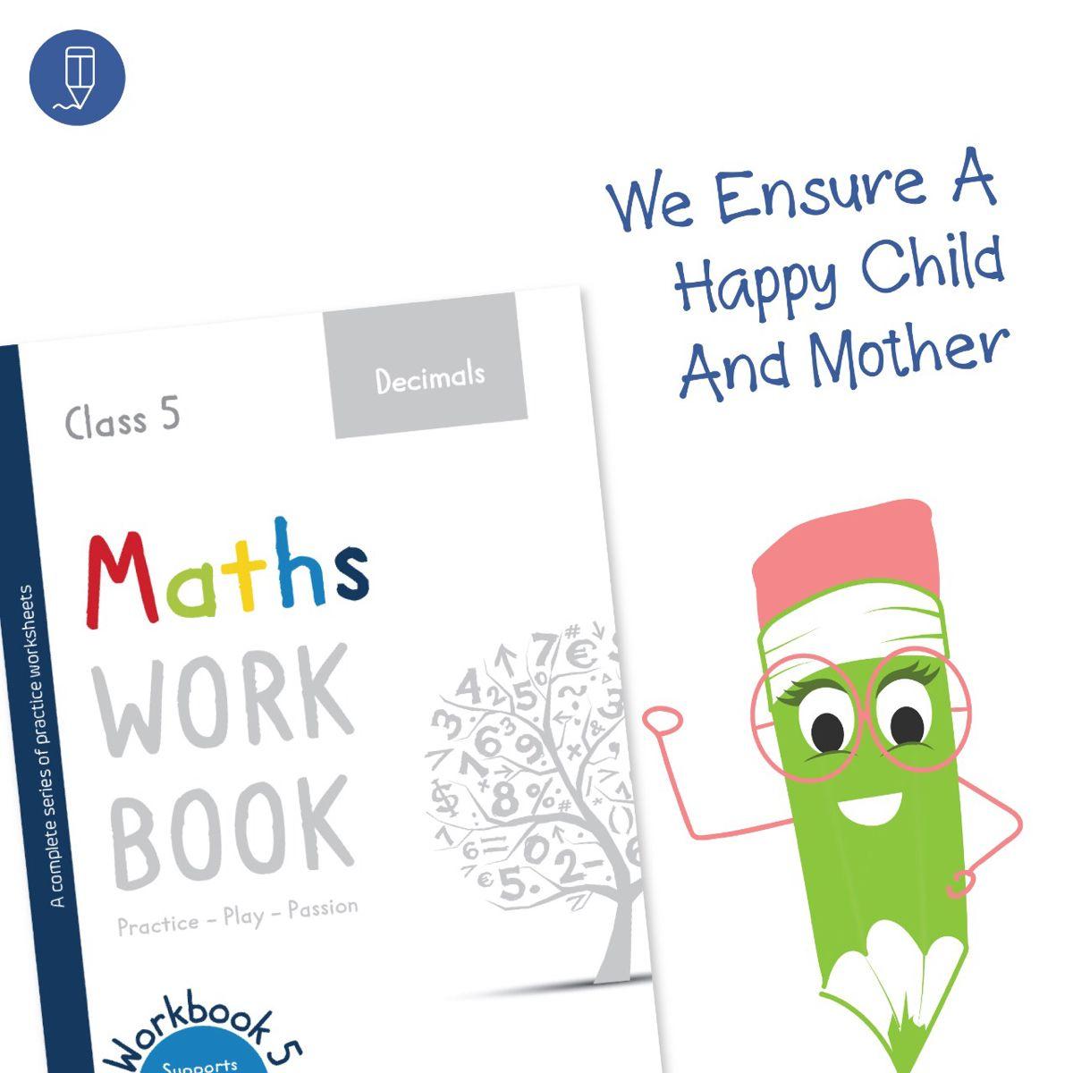 Maths Worksheets Grade 5 Decimals