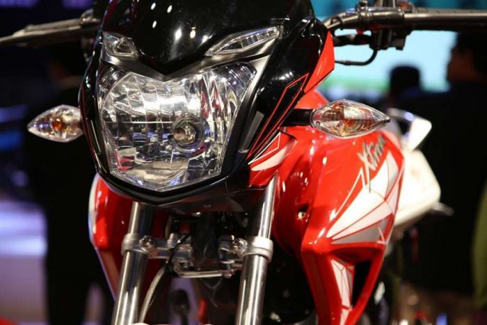 Hero Xtreme 200s Coming In October In India Bike News Latest