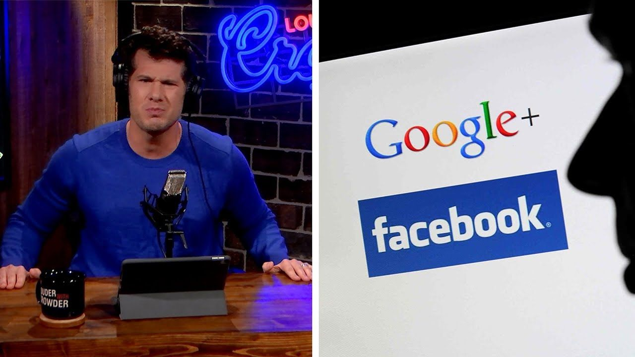 Net Neutrality Why Big Corporations Support It Louder With Crowder Youtube With Images Net Neutrality Big Corporation Supportive