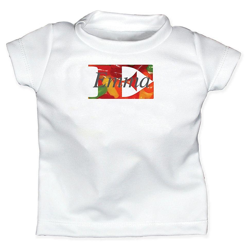 "Raindrops Candylicious Size 12-18M Letter ""e"" Shirt"