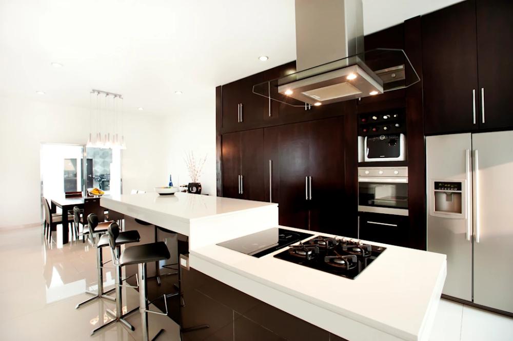 Cocina Cocinas Modernas De Arturo Campos Arquitectos Moderno