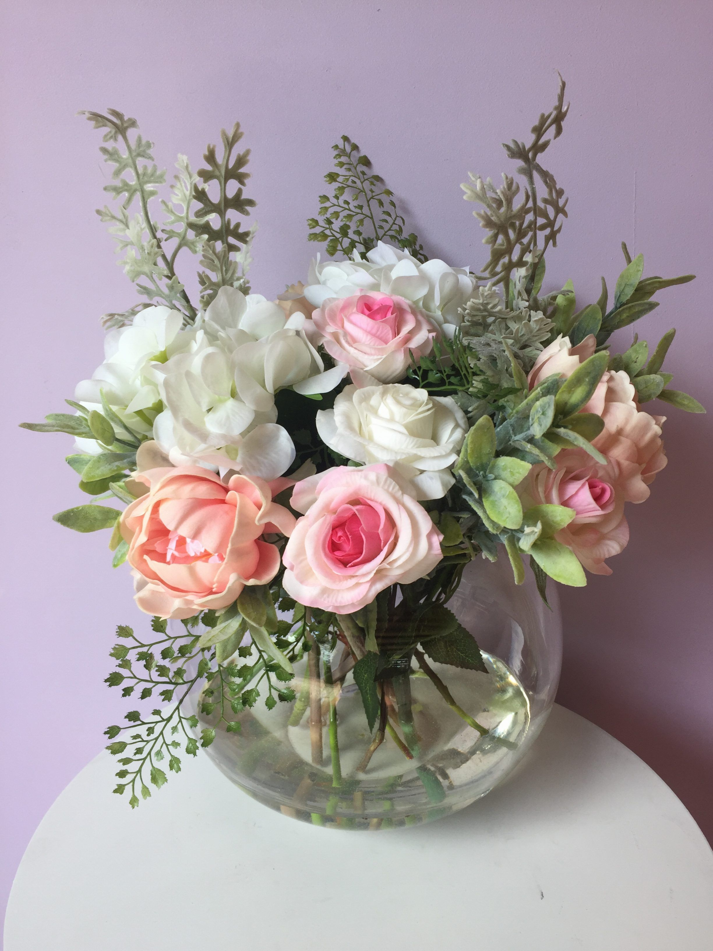 Real Touch Artificial Rose Arrangements and Flowers Online
