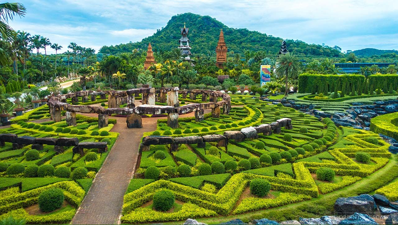 Gambar Taman Bunga Yang Indah Di Dunia 11 Taman Bunga Tercantik Di Dunia Ini Bakal Bikin Si Doi Klepek Klepek Wallpaper Taman Bun Guzel Bahceler Bahce Doga