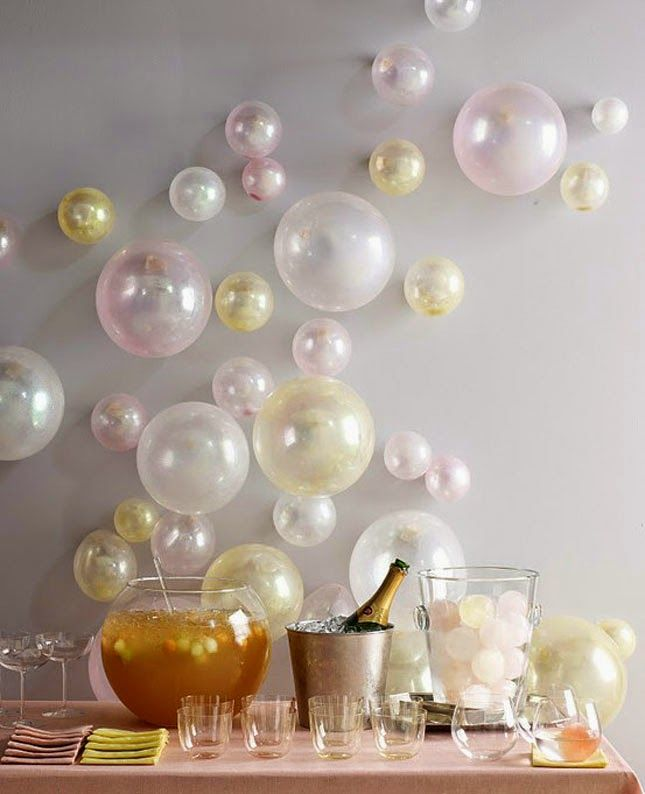 30 ideas de decoracin con globos para cumpleaos TOP 2018