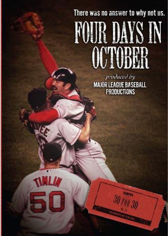 ESPN Films 30 for 30 Four Days in October DVD Espn