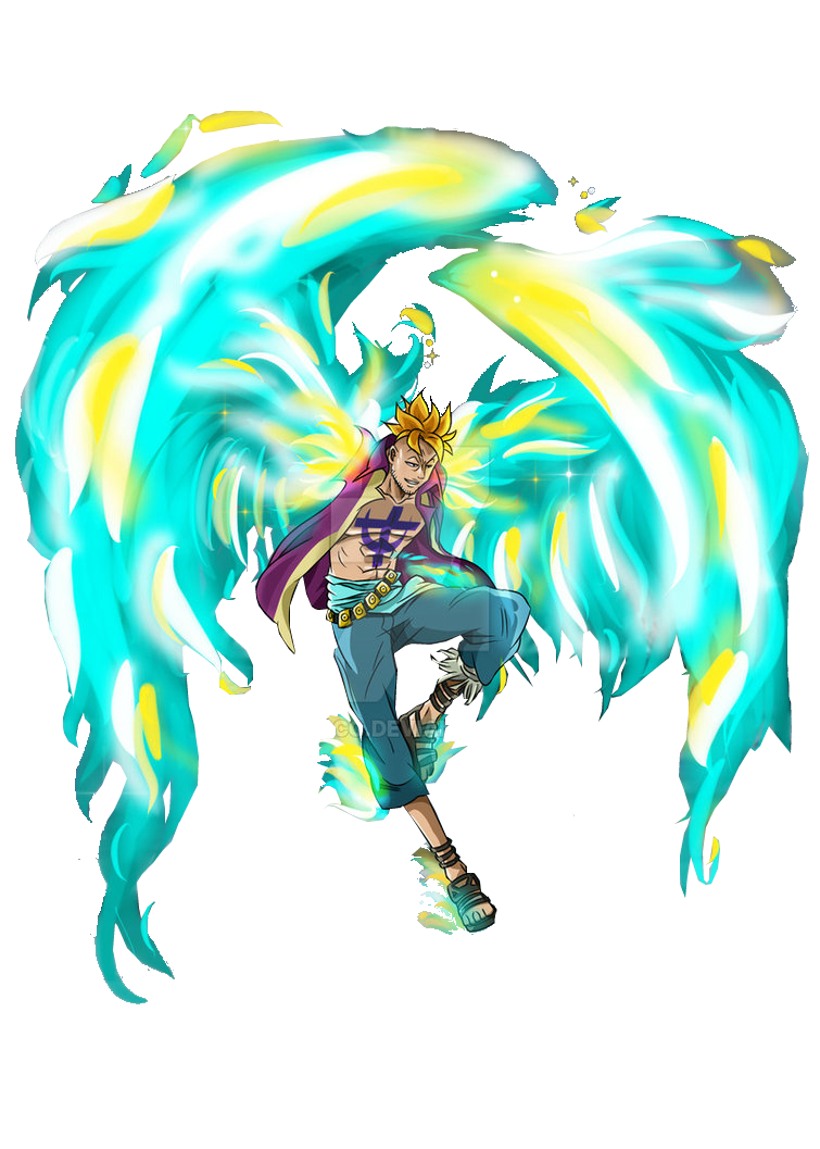 Marco The Phoenix By Alexiscabo1 Deviantart Com On Deviantart One Piece Comic One Piece Deviantart One Piece World