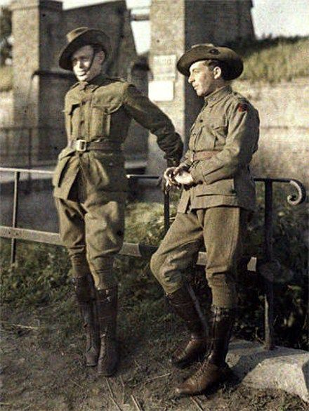 australia and england relationship ww1 history