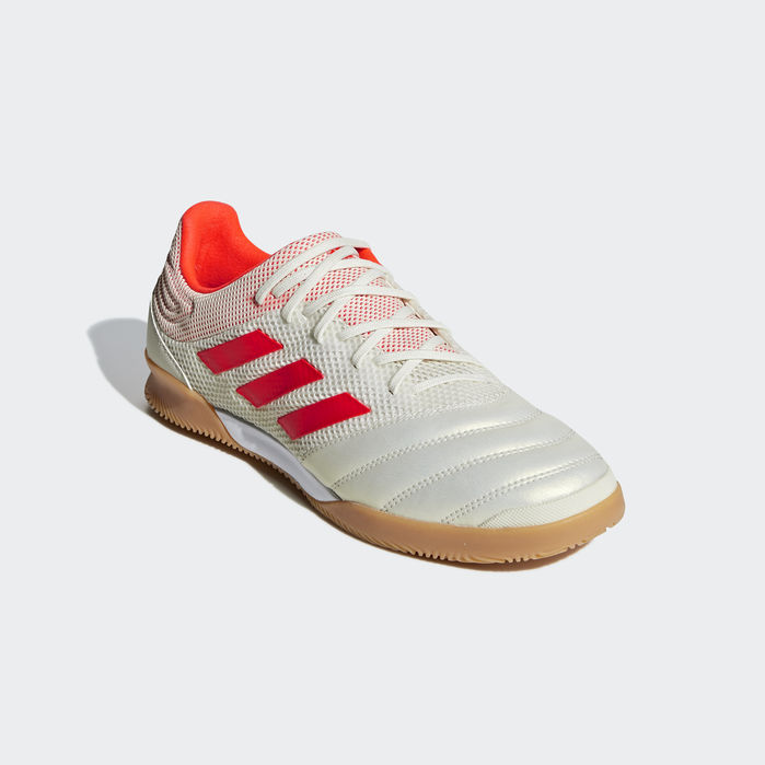 23486cf3bfb Copa 19.3 Indoor Sala Shoes White 7 Mens in 2019