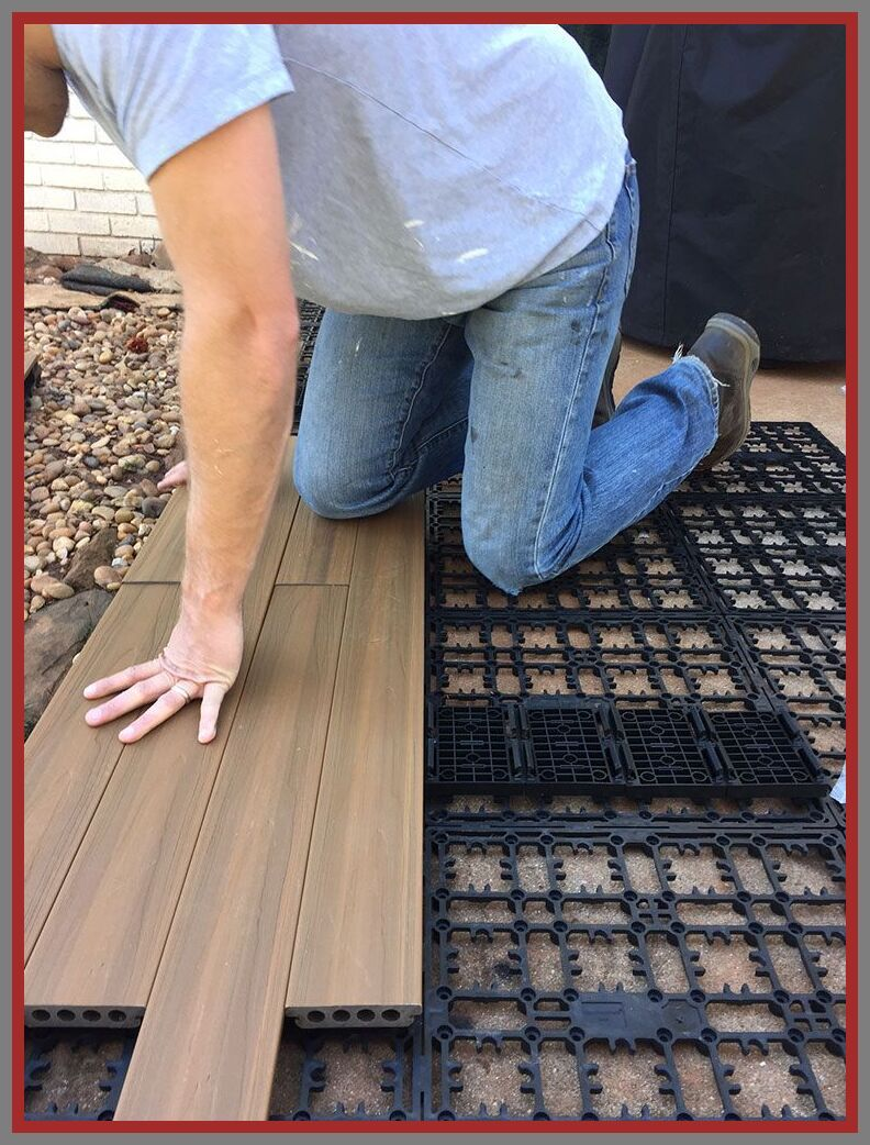 Vinyl Flooring For Outdoor Patio