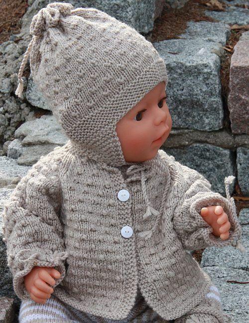 Free Baby Knitting Patterns Free Knitting Pattern Baby Viola