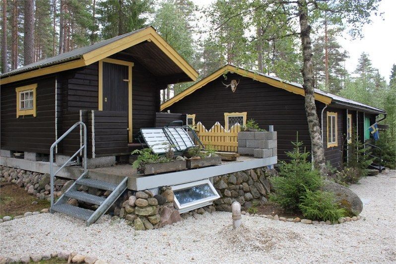 Schattig Zweeds Huisje : Värmland torsby stöllet swedenhuset ab zweeds huisje