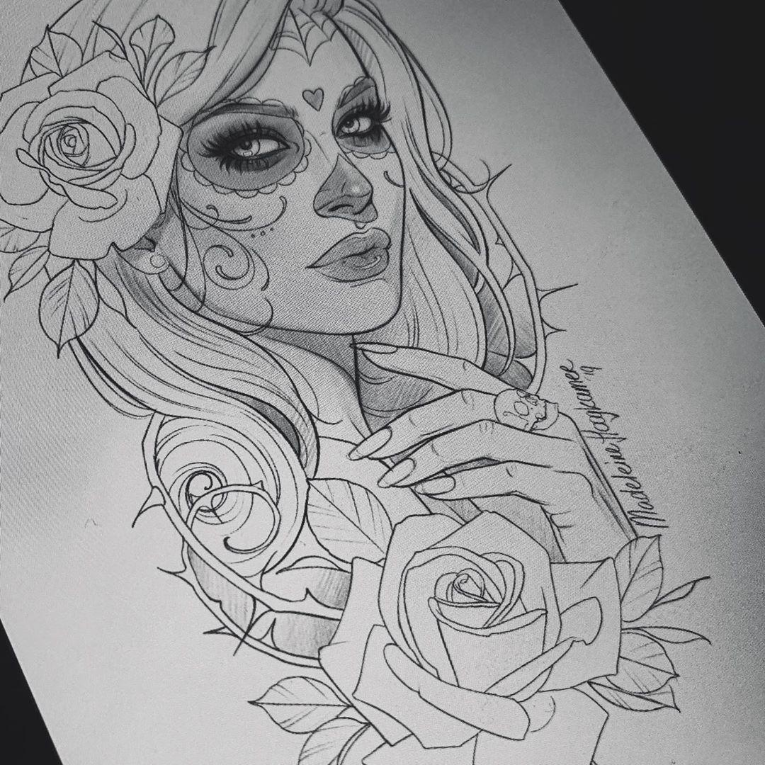 L Image Contient Peut Etre Dessin Old School Tattoo Designs