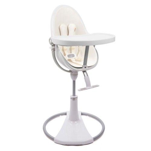La Chaise Haute Fresco Loft Chrome Blanc Allie Design Et Fonctionnalite Elle Permet De Multiples Utilisations Transat De Repos Des La Naissance Chaise Repas