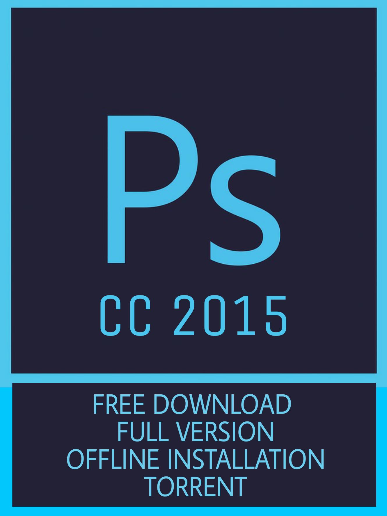 photoshop download torrent 2015