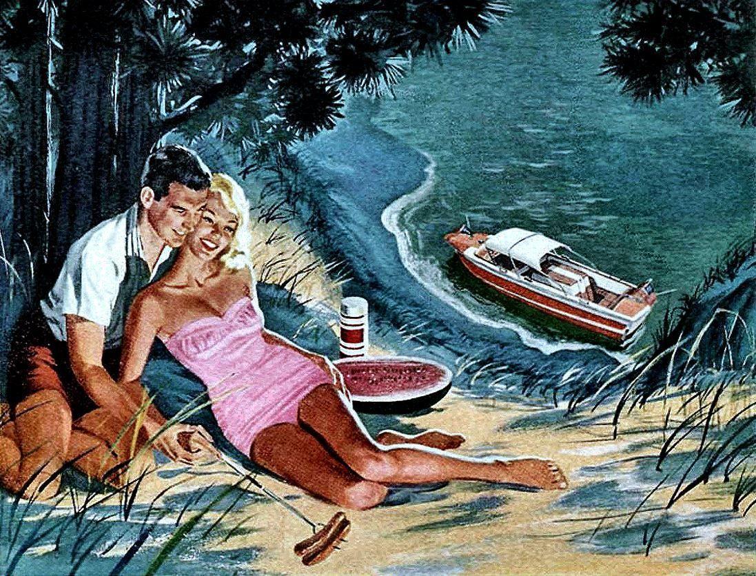 Century Boats, 1958