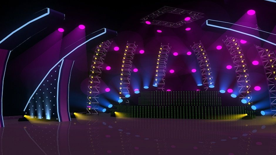 Sketchup: The Stage Lighting Design Software Free By Prolyte   Http://www