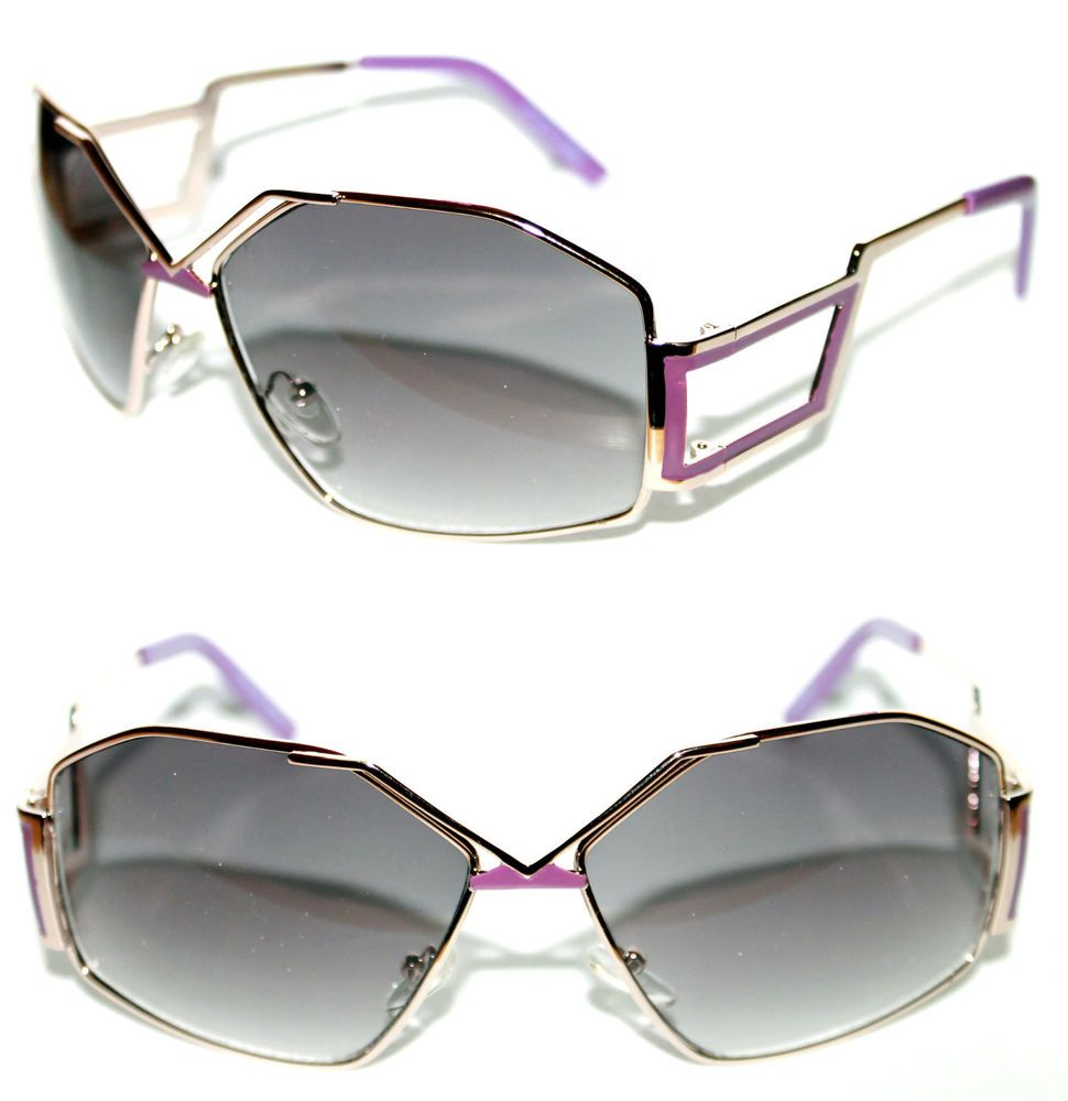 a6be8e648d6 80s Purple Aviator Sunglasses « One More Soul
