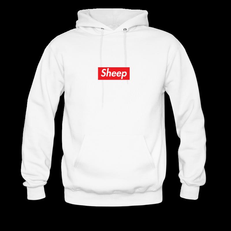 sheeplogo | Men's Hoodie | Roupas, Looks e Moleton