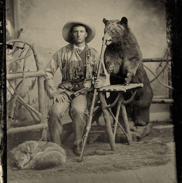 vintage dickson hunting