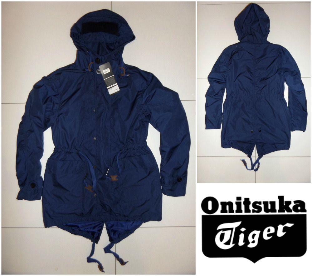 Calle Obligar Fiordo  Men's Onitsuka Tiger Short Mods Coat Parka Jacket Mod Indie Retro ...