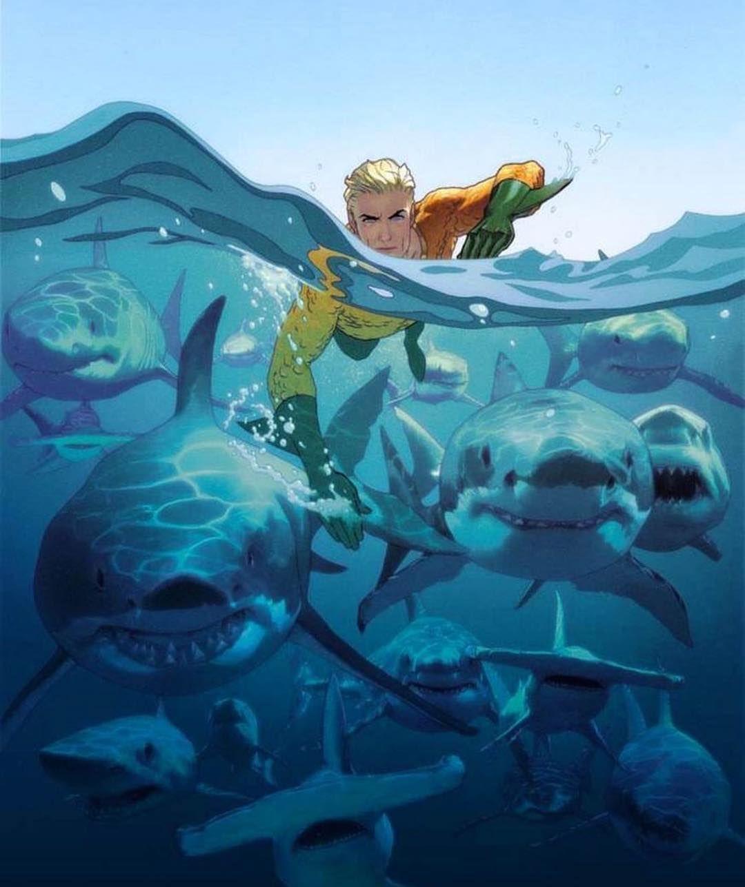 Aquaman!  #comicsandcoffee