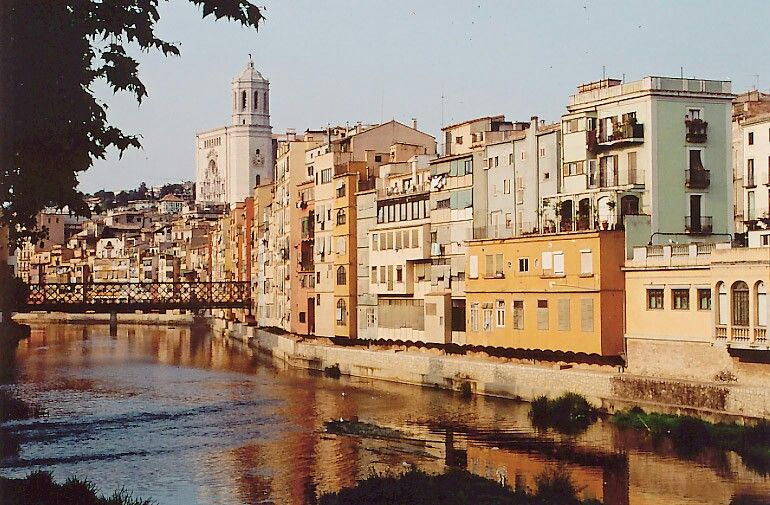 Fell in love with Girona, Spain