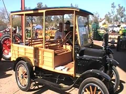1916 Model T Pickup Youtube Ford Models Model T Model