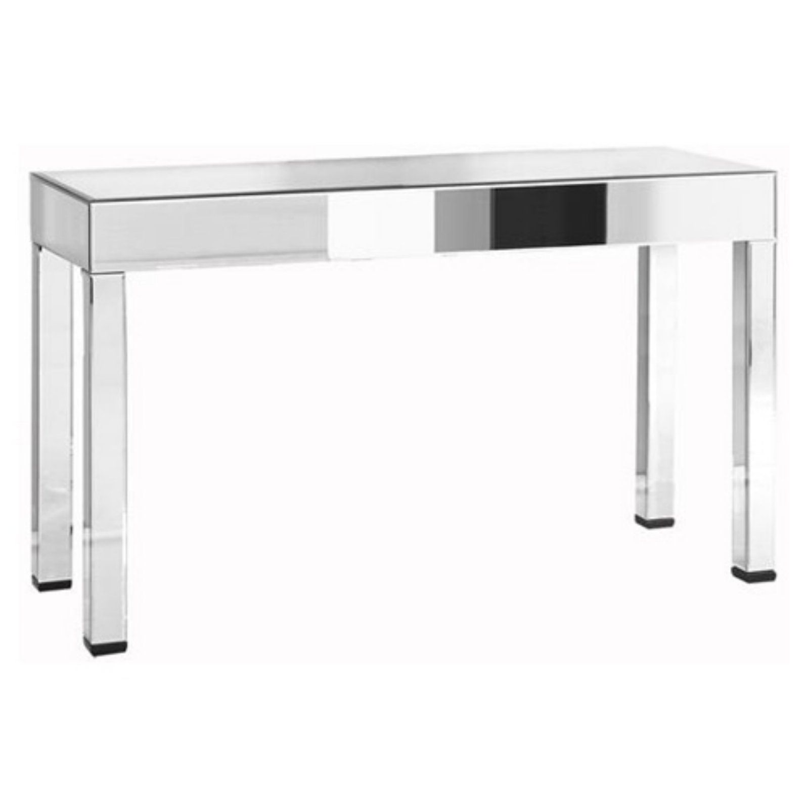 Elegant Furniture Lighting Modern Glam Mirrored Console Table Modern Console Tables Console Table Modern Lighting