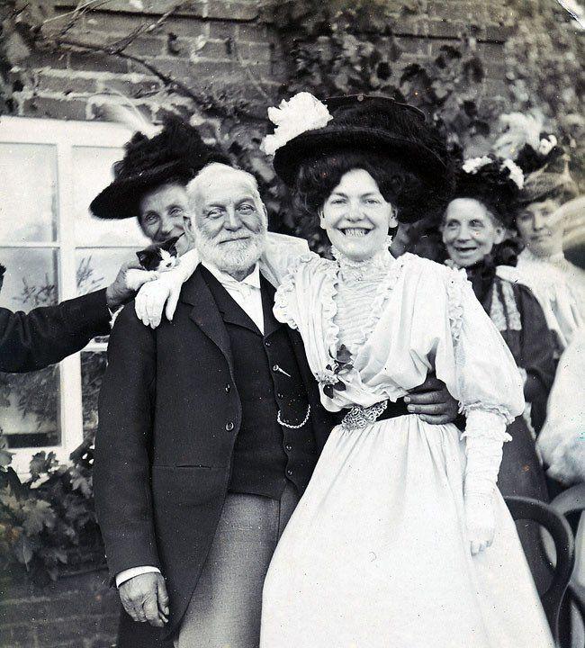 18 Fotos de la época victoriana que no todo era tan grave. - Taringa!