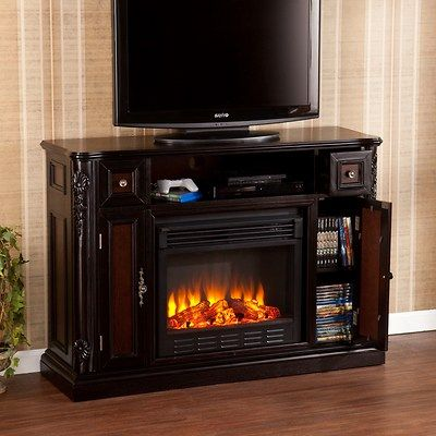 Pair Luxury With Convenience A Dark Ebony Finish Is Complemented