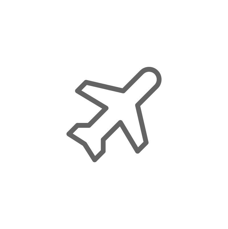Airplane Flight Plane Travelling Icon Download On Iconfinder Plane Icon Airplane Icon Travel Icon