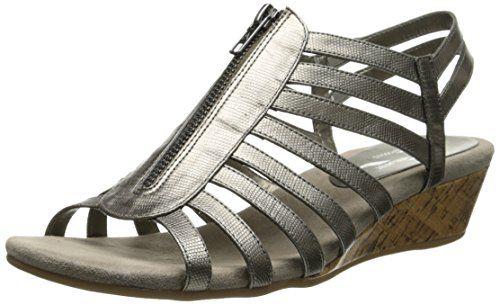 55beeb9a8a69 A2 by Aerosoles Women s Yetaway Wedge Sandal