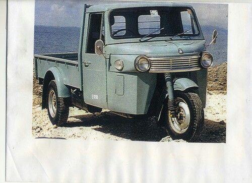 ダイハツ 3輪トラック CM型