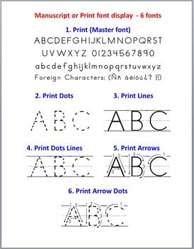 Type on Microsoft Word, or any other application, and enjoy