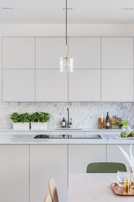 Decor Trend Handle Free Kitchen Cabinets Free Kitchen Cabinets