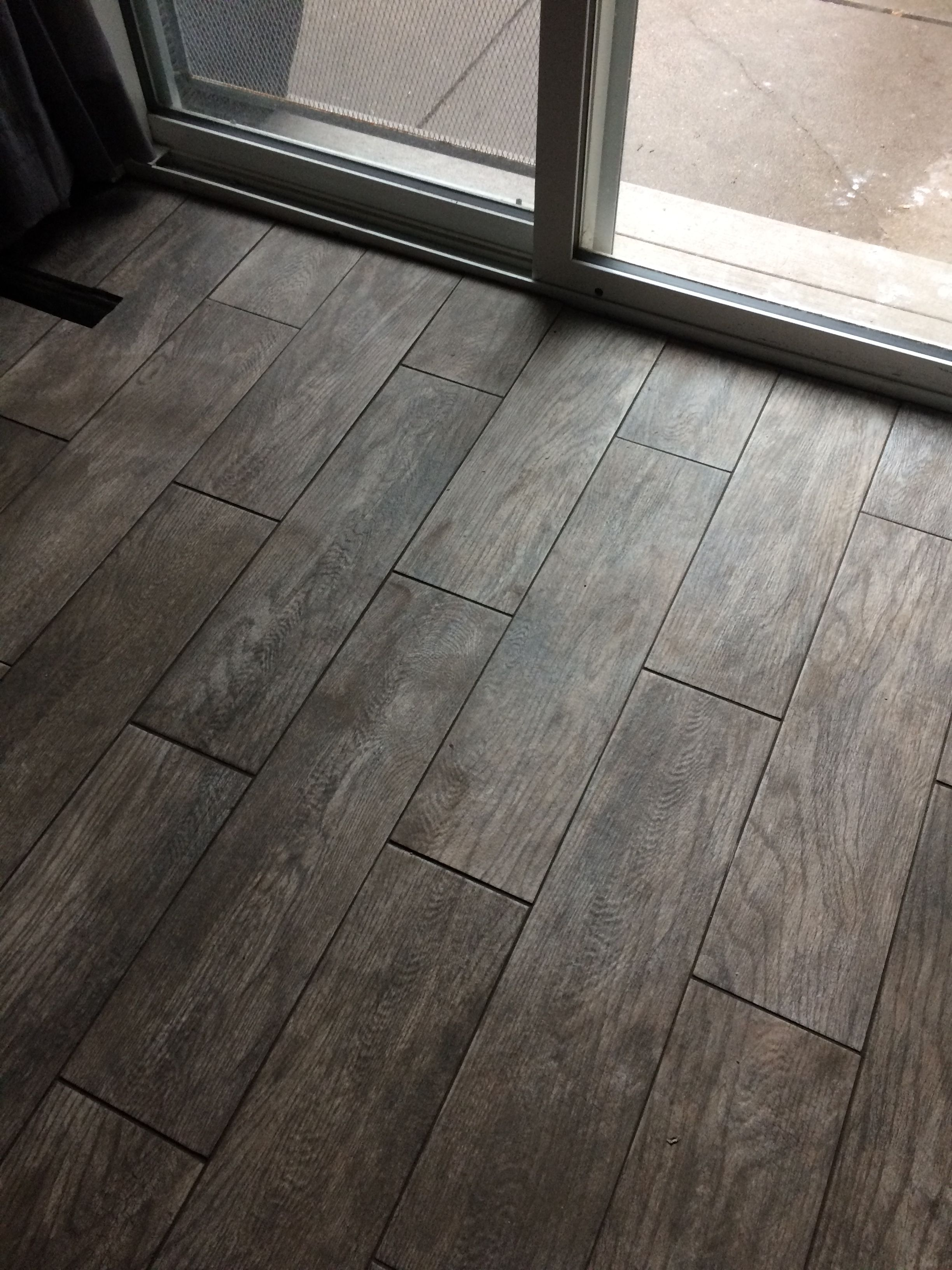Rustic Bay Porcelain tile from Home Depot Home decor
