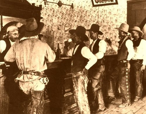 How Were You Killed In The 1800s?   Cowboy pictures