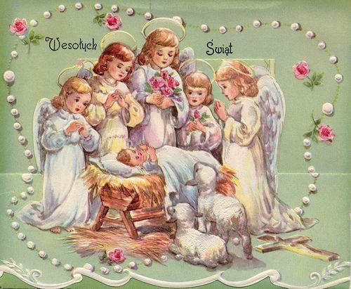 polish christmas cards