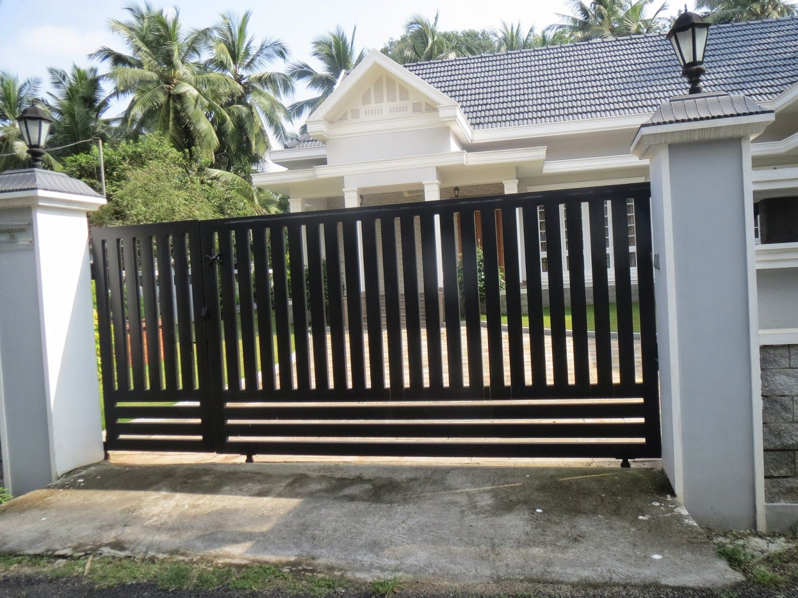 e9d0dee06ea57581088dda989a4fbafc - 44+ Minimalist Simple Gate Design For Small House Background