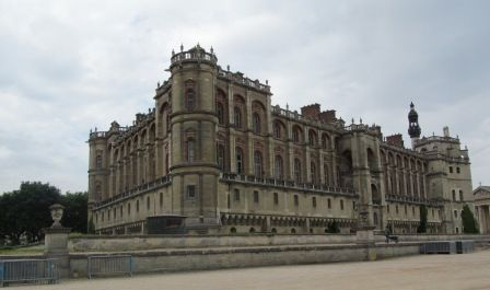 St Germain en Laye Chateau Royal Castle near Paris: Ideal Day Trip