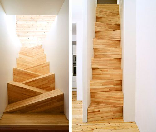 Surprising Staircase Ideas In Small Spaces Engaging: Steep Stair Ladder - Google Search