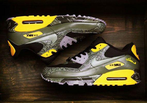 SBTG x Nike Air Max 90 'Unknown