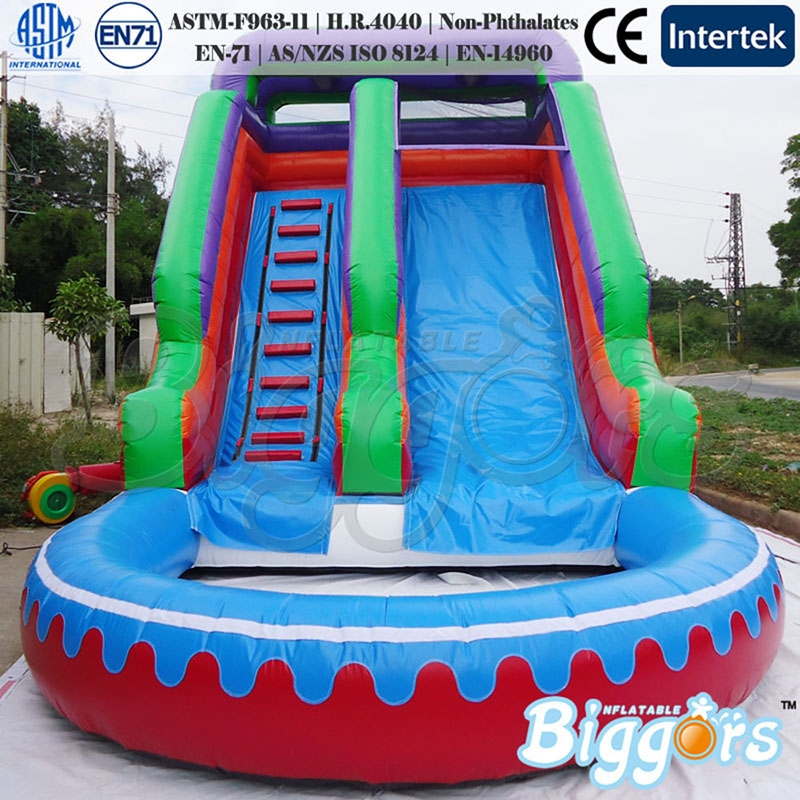 1517.00$  Buy now - http://aliar5.worldwells.pw/go.php?t=32793511898 - Sea Shipping 7x3.5x3m Inflatable Water Slide With Pool Inflatable Water Slide Pool Inflatbale Pool Slide  1517.00$