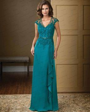 1f64af315 vestidos para la mama de la novia para gorditas