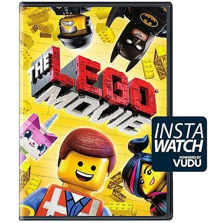 The Lego Movie (DVD   Digital HD) (Widescreen)